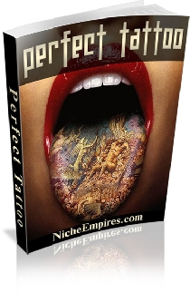 Perfect Tattoo - eBook - PLR/Reseller